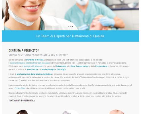 Dentista San giovanni in Persiceto